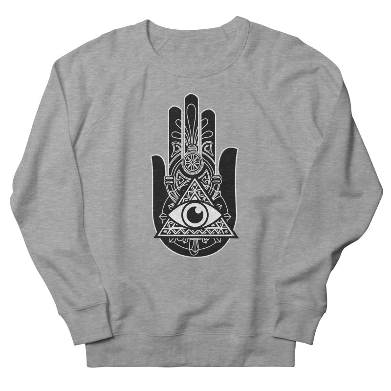 Hamsa Third Eye Men's Sweatshirt by