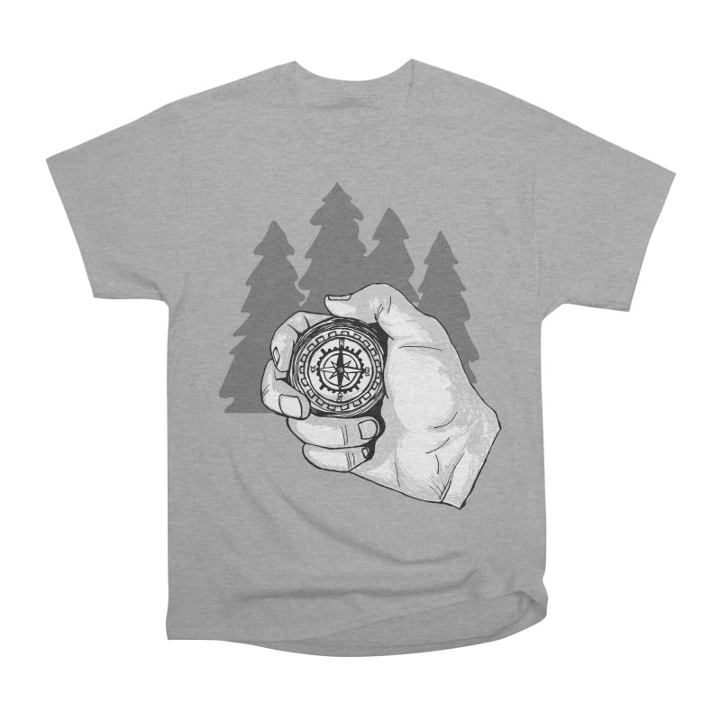 Heading North Men's Classic T-Shirt by