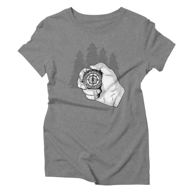 Heading North Women's Triblend T-Shirt by