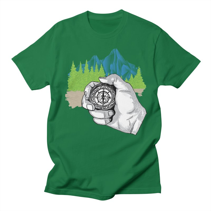 Heading North Men's T-Shirt by