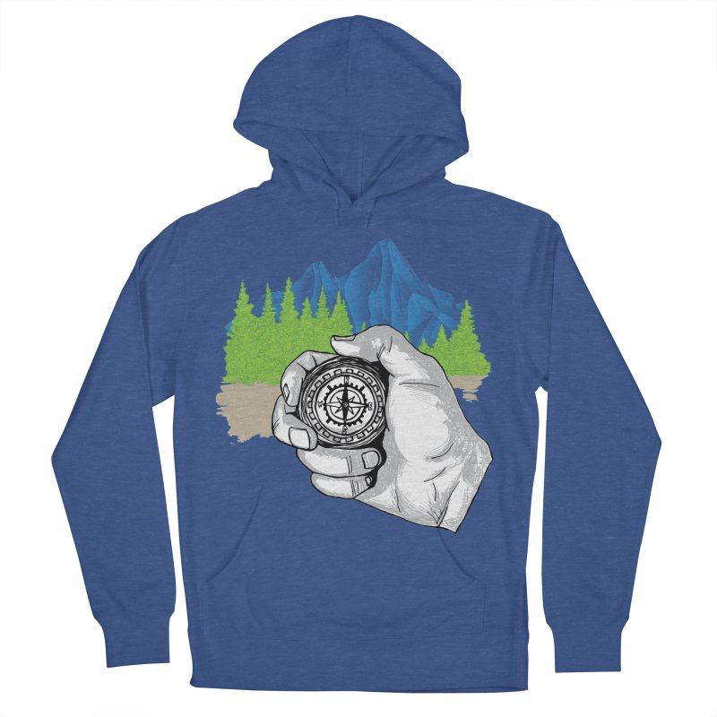 Heading North Men's French Terry Pullover Hoody by