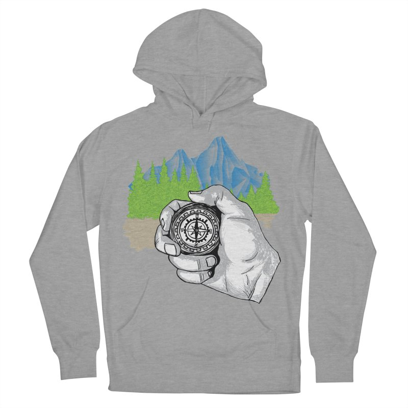 Heading North Men's Pullover Hoody by