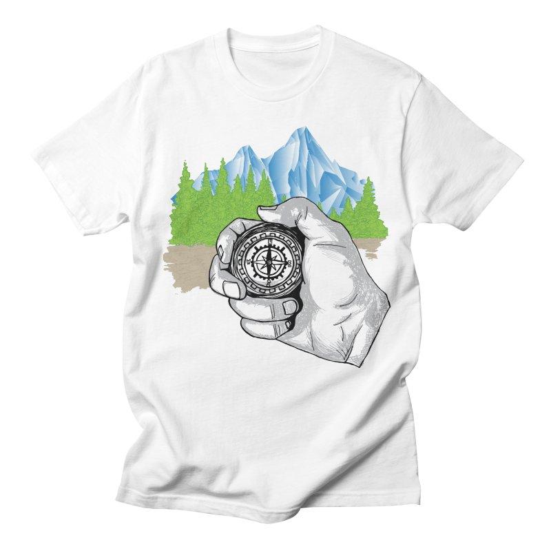 Heading North Men's Regular T-Shirt by