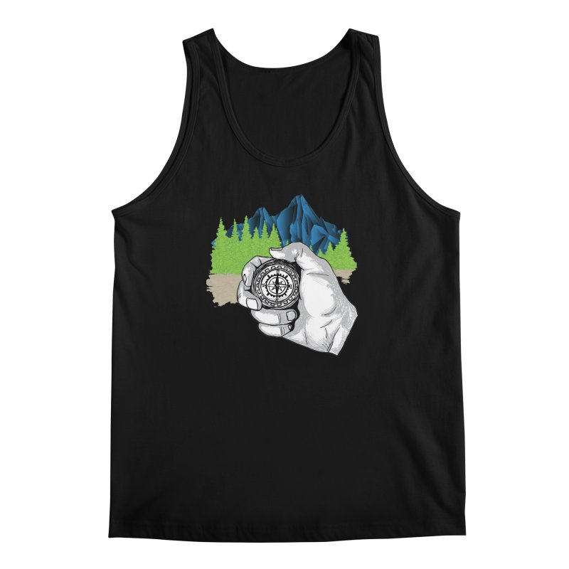 Heading North Men's Tank by