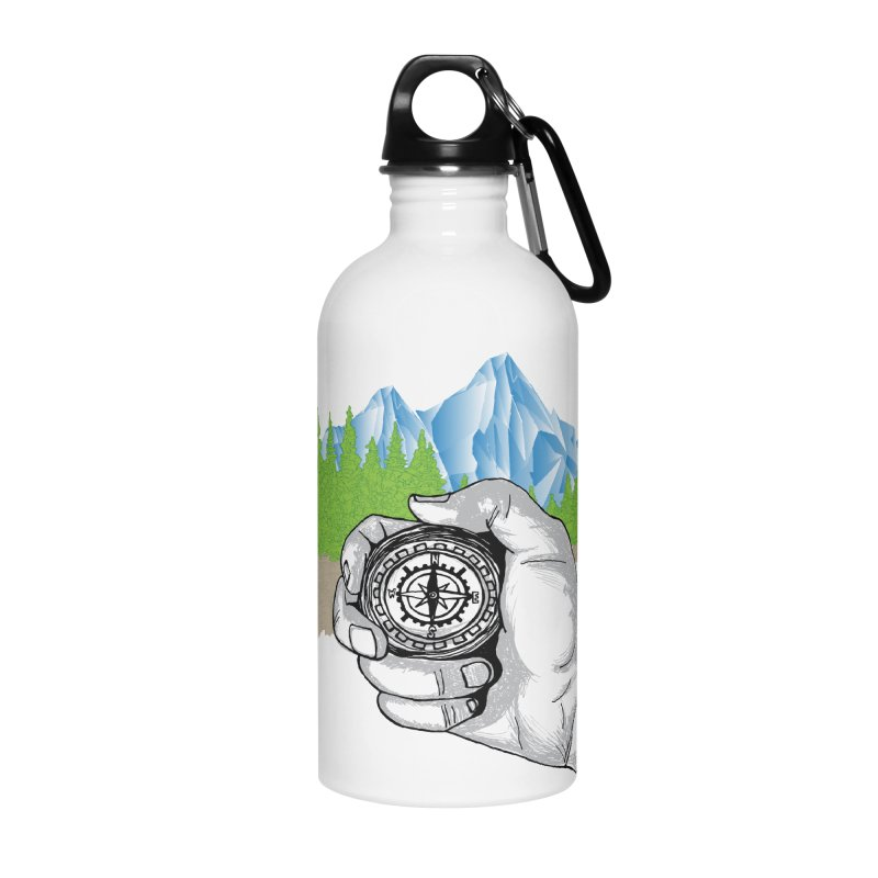 Heading North Accessories Water Bottle by