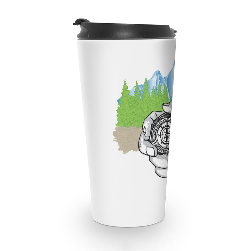 Heading North Accessories Travel Mug by