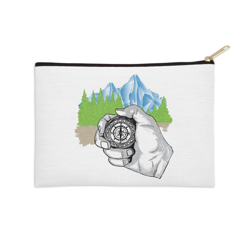 Heading North Accessories Zip Pouch by