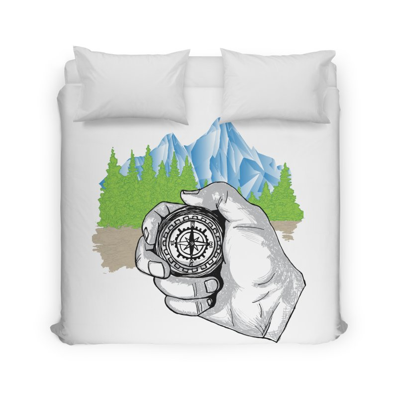 Heading North Home Duvet by