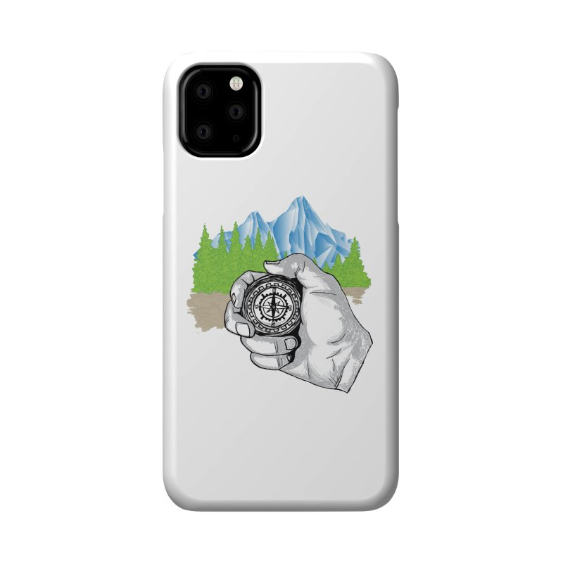 Heading North Accessories Phone Case by