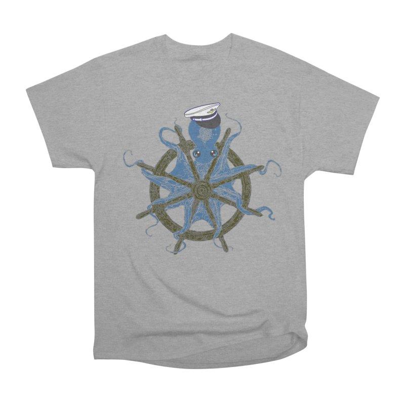 Octopus Captain Men's Classic T-Shirt by