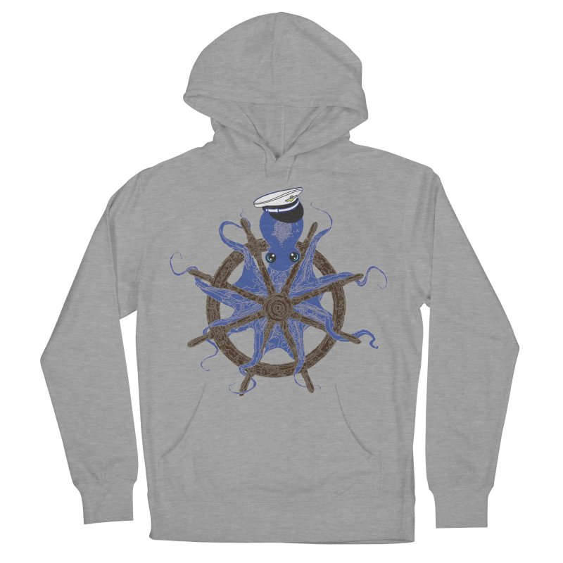 Octopus Captain Men's Pullover Hoody by