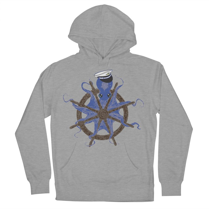 Octopus Captain Women's Pullover Hoody by