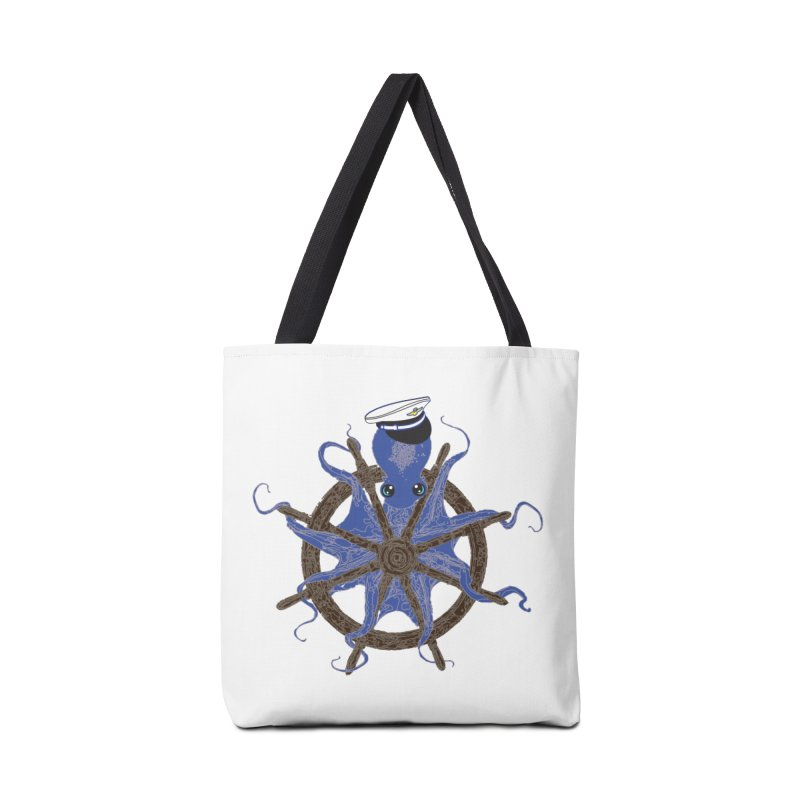Octopus Captain Accessories Bag by