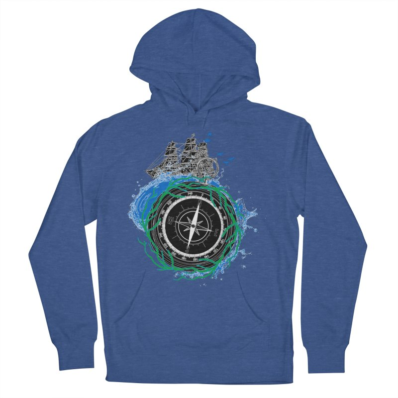 Uncharted Voyage Men's Pullover Hoody by