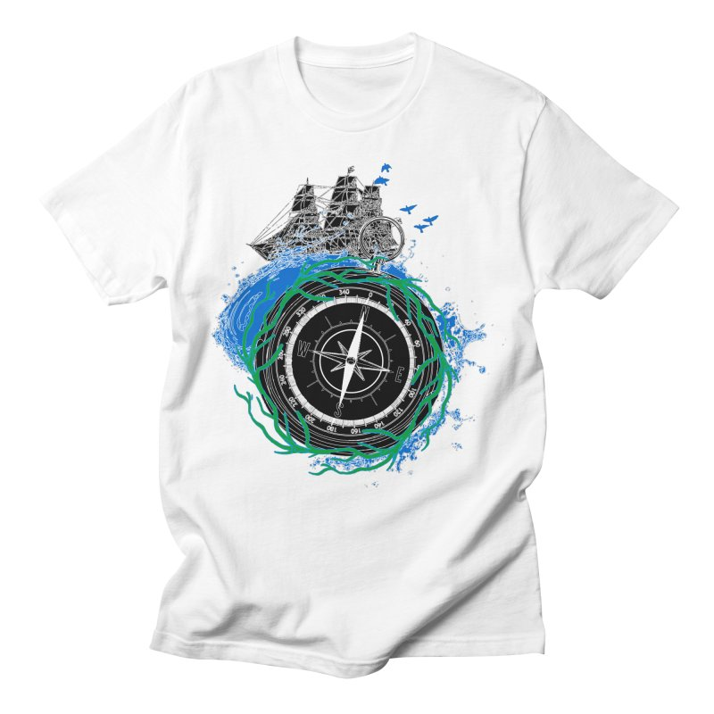 Uncharted Voyage Men's T-Shirt by