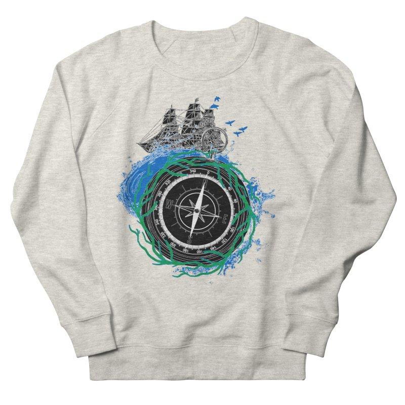 Uncharted Voyage Men's Sweatshirt by