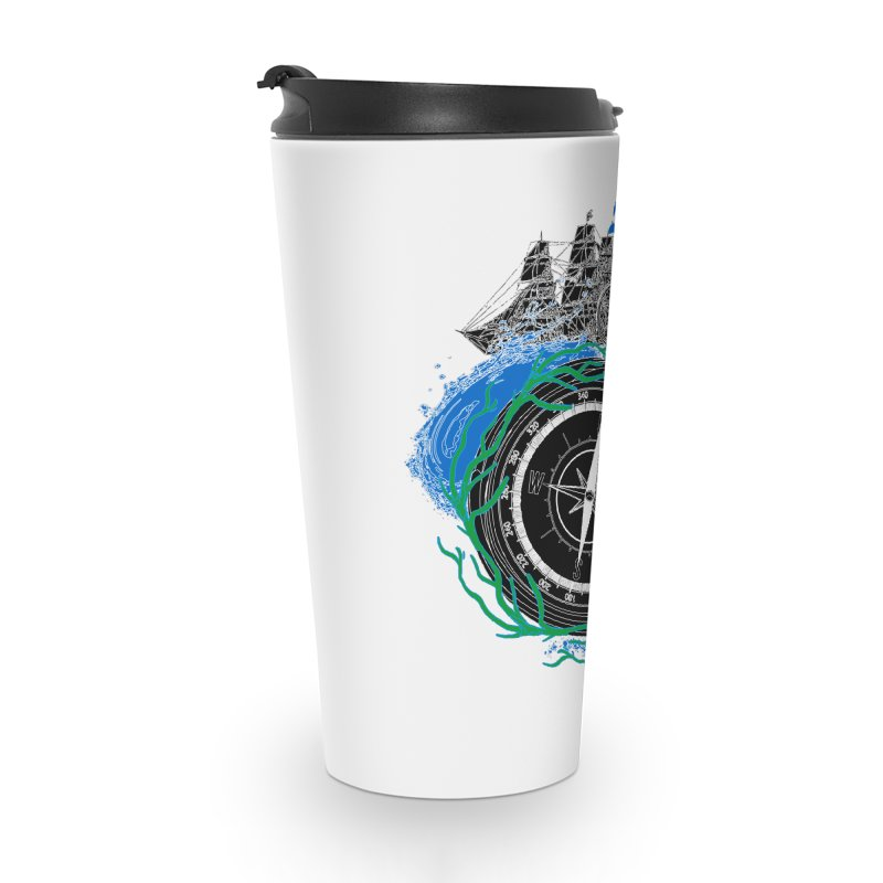 Uncharted Voyage Accessories Travel Mug by