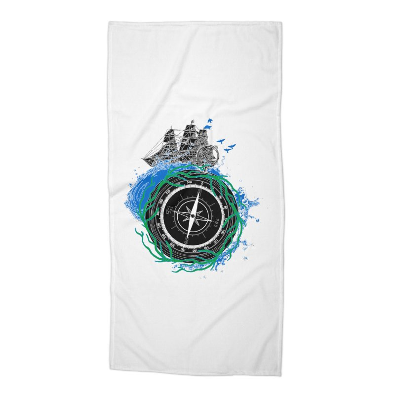 Uncharted Voyage Accessories Beach Towel by