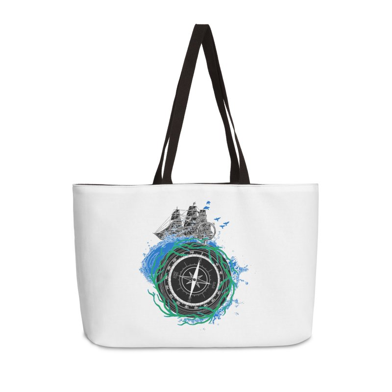 Uncharted Voyage Accessories Weekender Bag Bag by