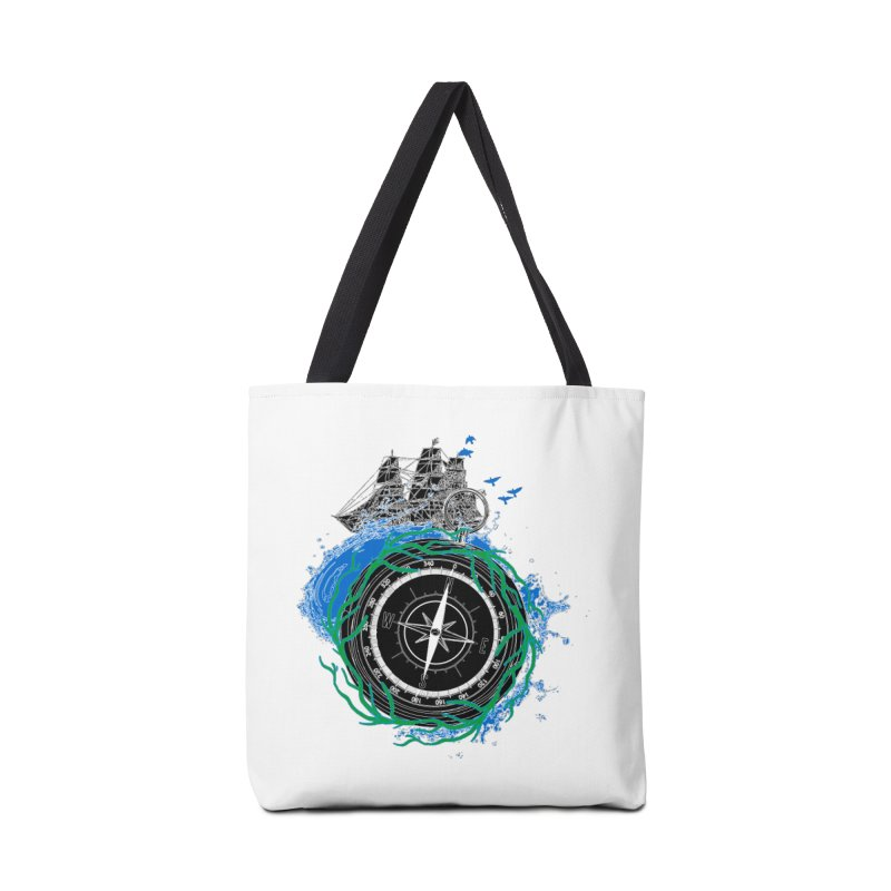 Uncharted Voyage Accessories Bag by