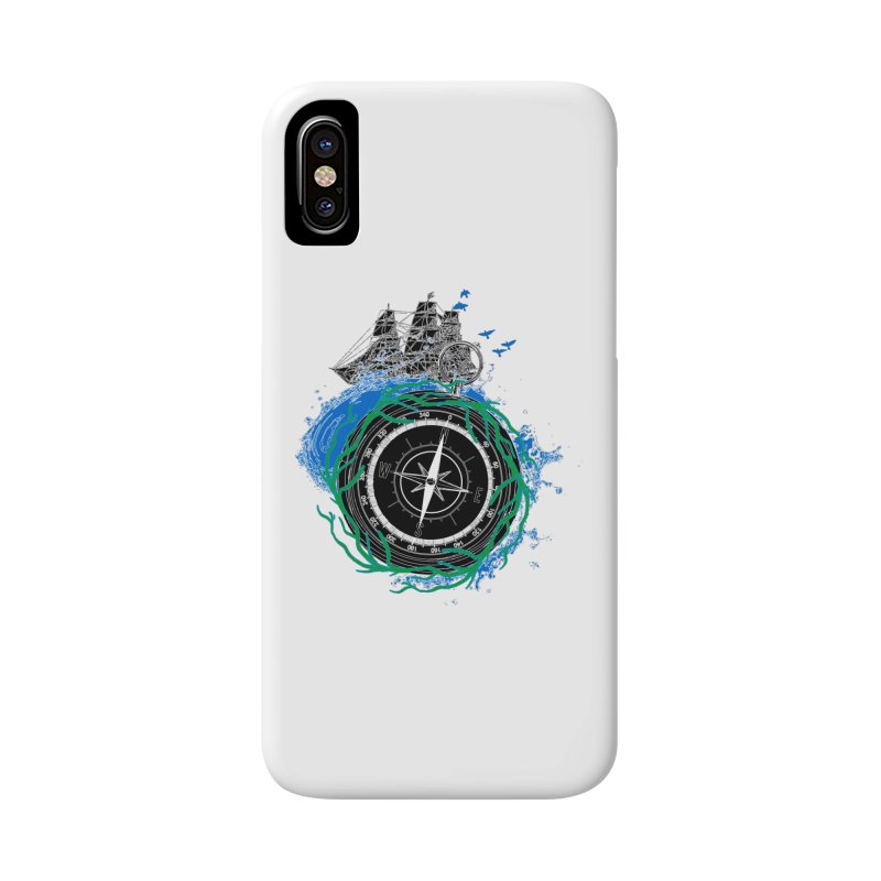 Uncharted Voyage Accessories Phone Case by