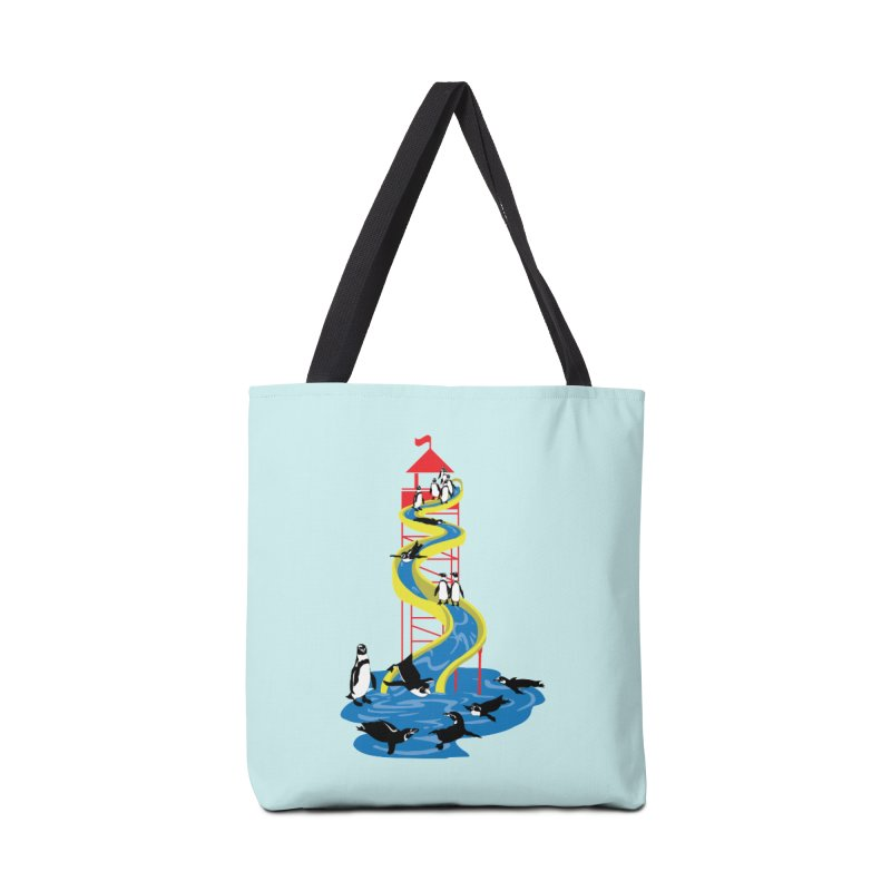 Penguin Waterslide Accessories Bag by