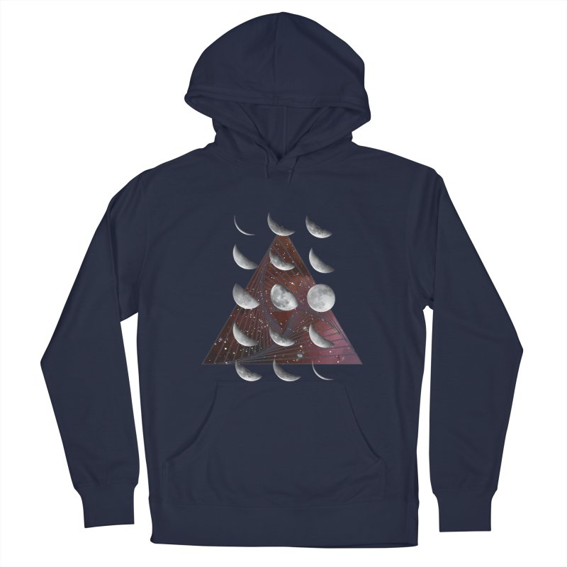 Lunar Vortex Men's Pullover Hoody by