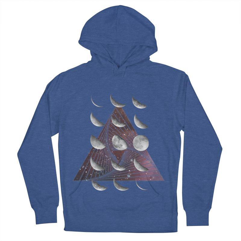 Lunar Vortex Men's Pullover Hoody by