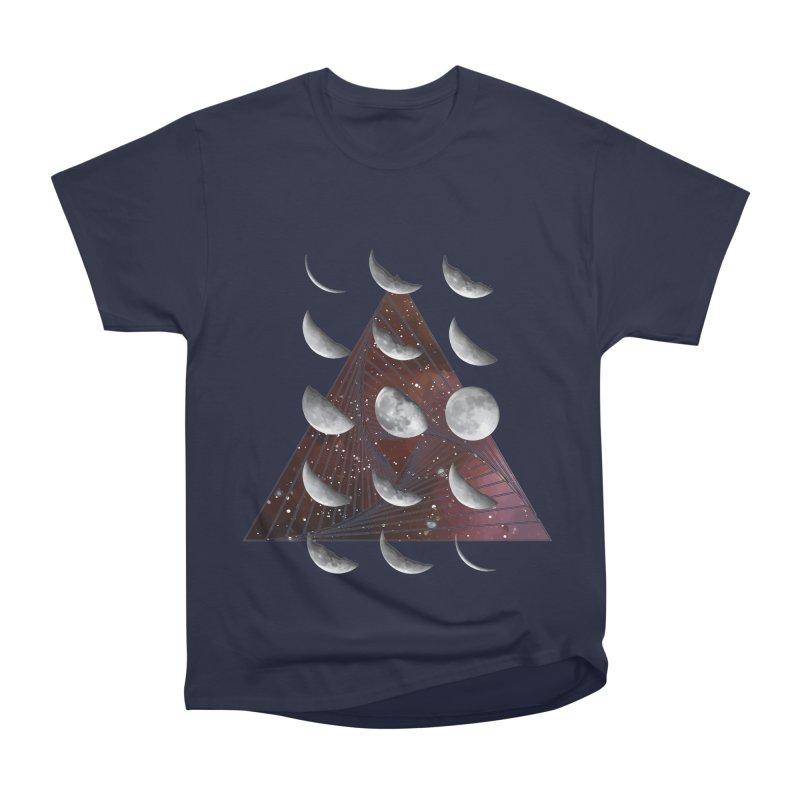 Lunar Vortex Men's T-Shirt by
