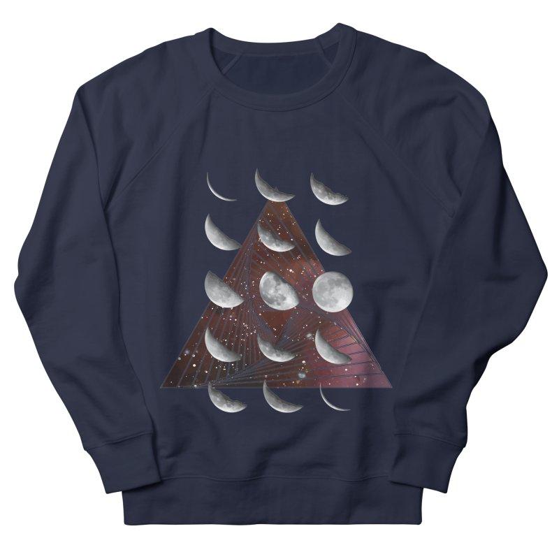 Lunar Vortex Women's French Terry Sweatshirt by