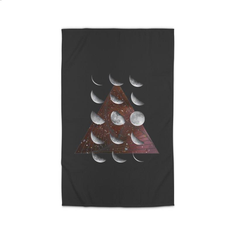 Lunar Vortex Home Rug by