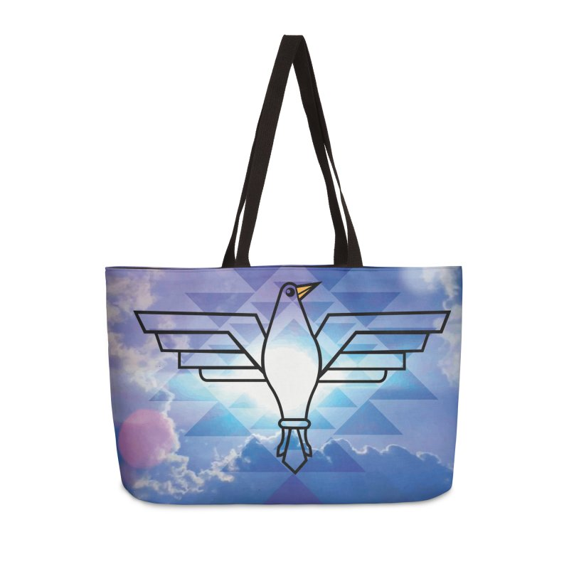 The Warrior Bird Accessories Weekender Bag Bag by