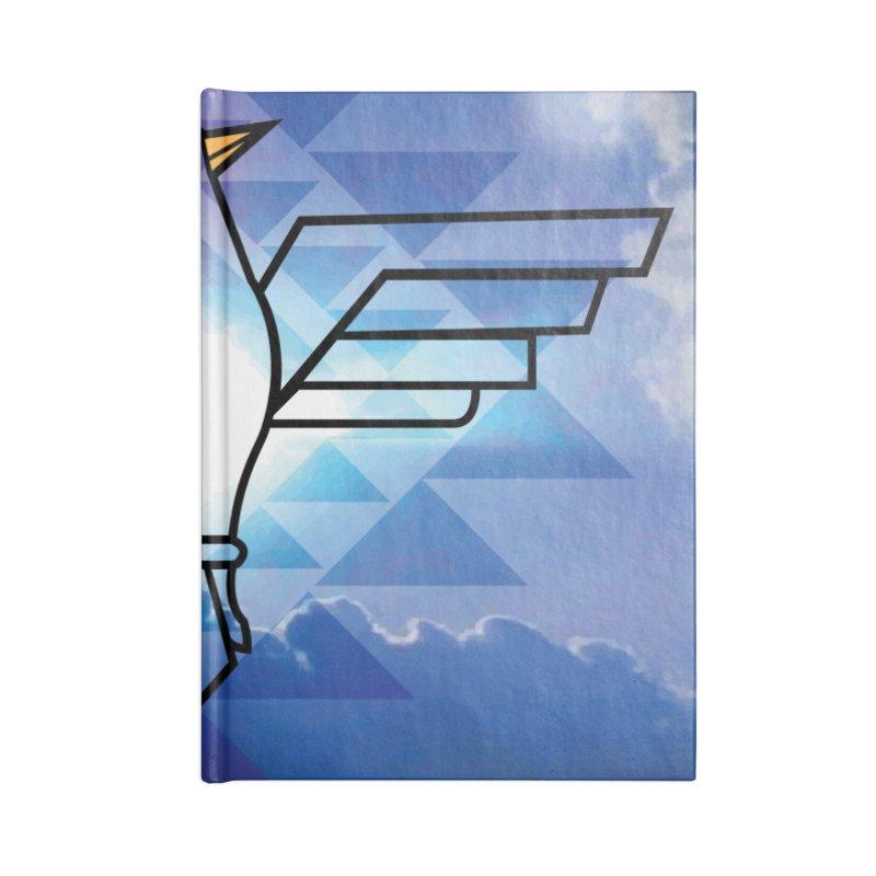 The Warrior Bird Accessories Notebook by