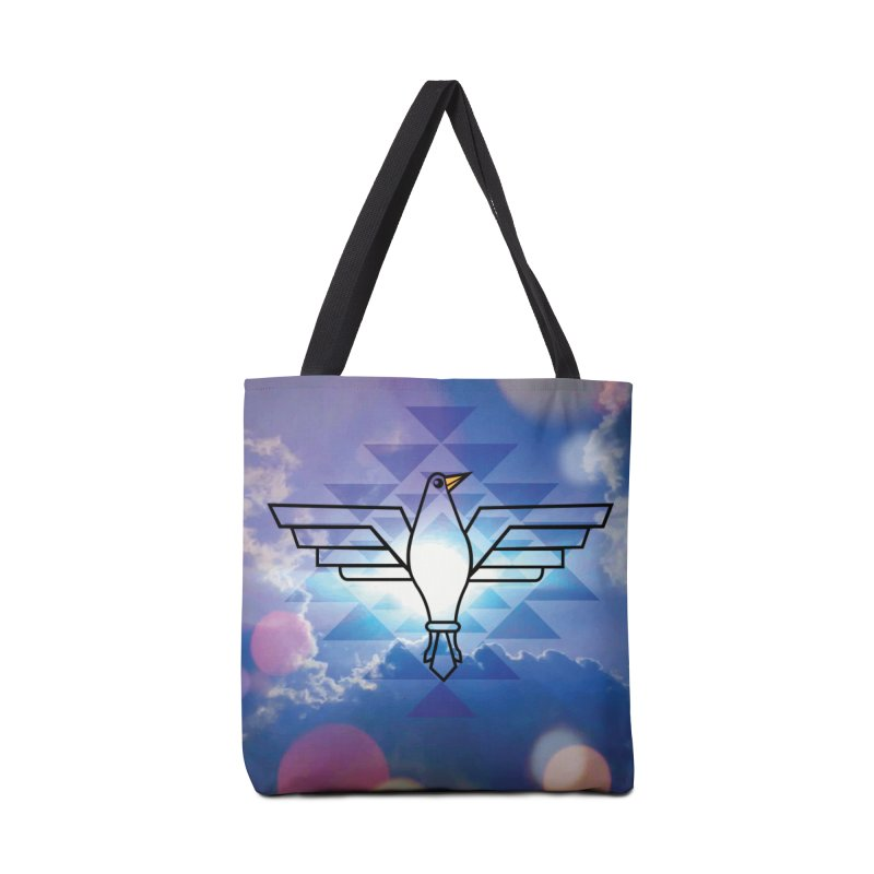 The Warrior Bird Accessories Bag by