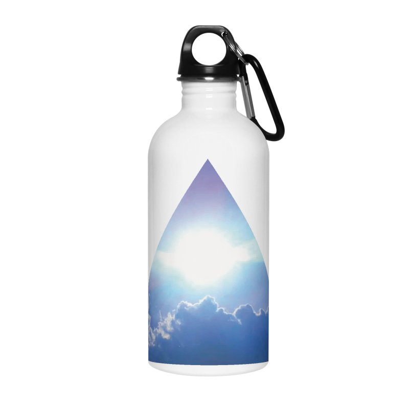 Up in the Clouds Accessories Water Bottle by