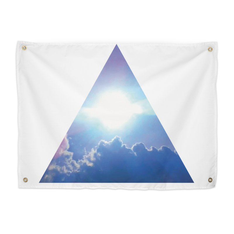 Up in the Clouds Home Tapestry by