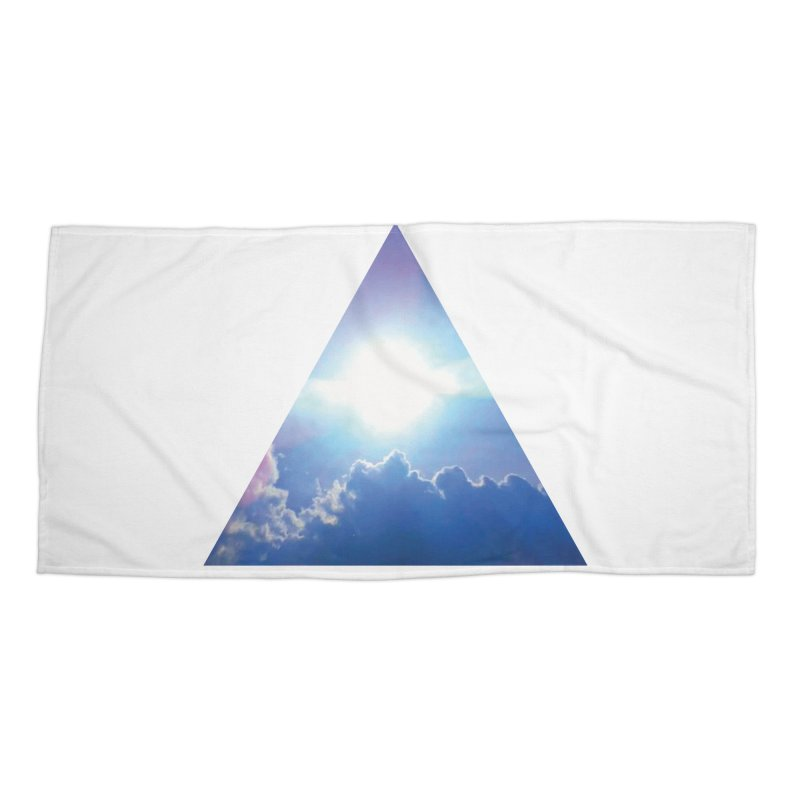 Up in the Clouds Accessories Beach Towel by
