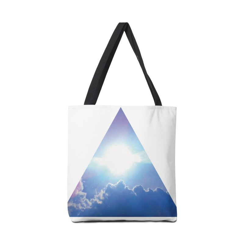 Up in the Clouds Accessories Bag by