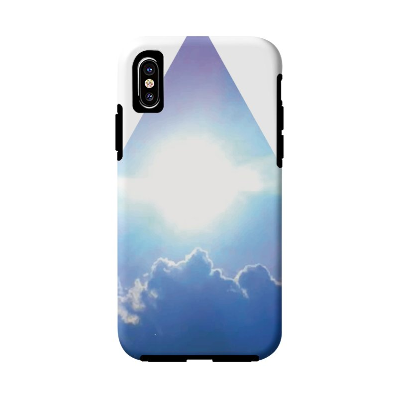 Up in the Clouds Accessories Phone Case by