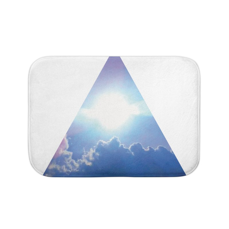 Up in the Clouds Home Bath Mat by