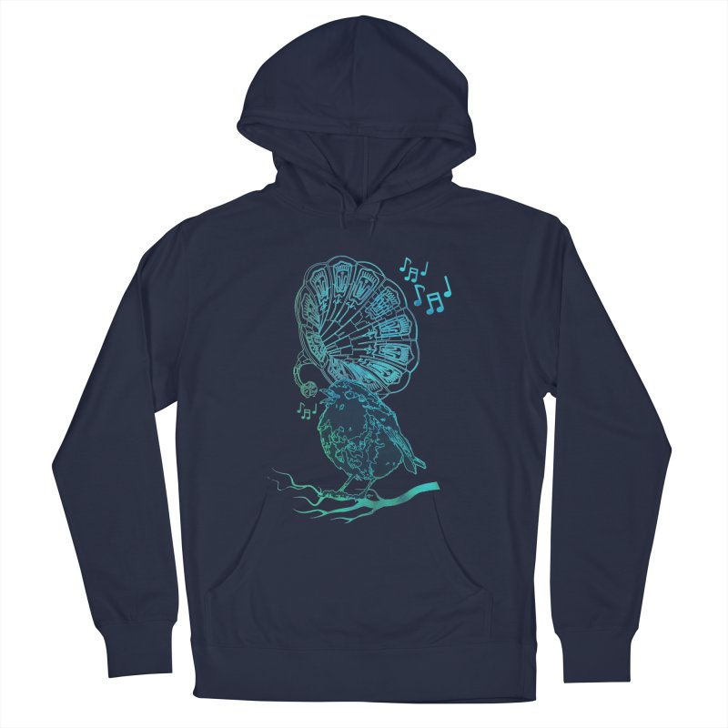 Birdograph Women's Pullover Hoody by