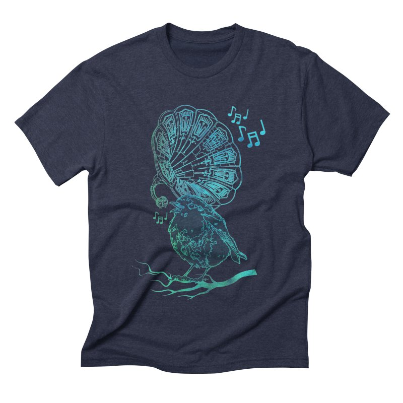 Birdograph Men's Triblend T-Shirt by