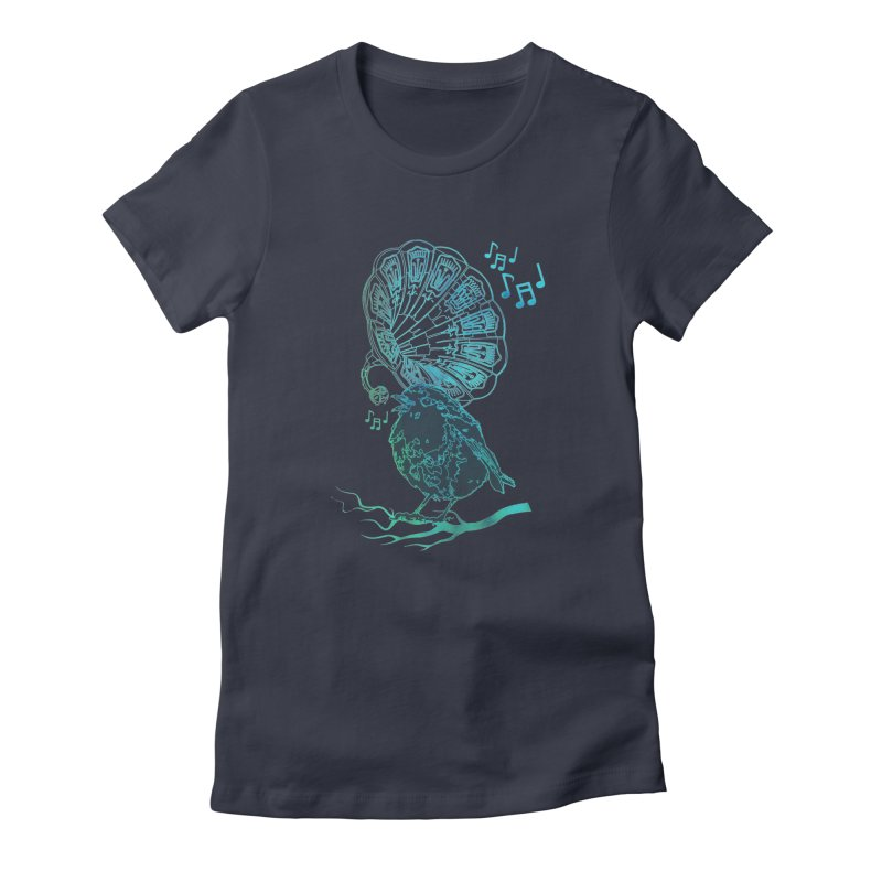 Birdograph Women's T-Shirt by
