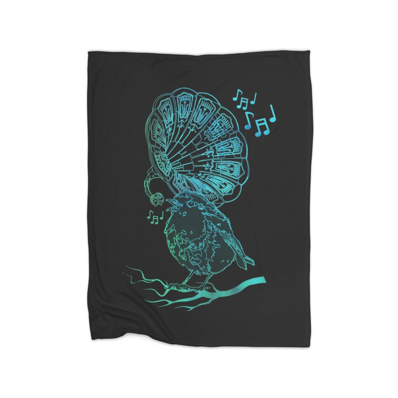 Birdograph Home Blanket by