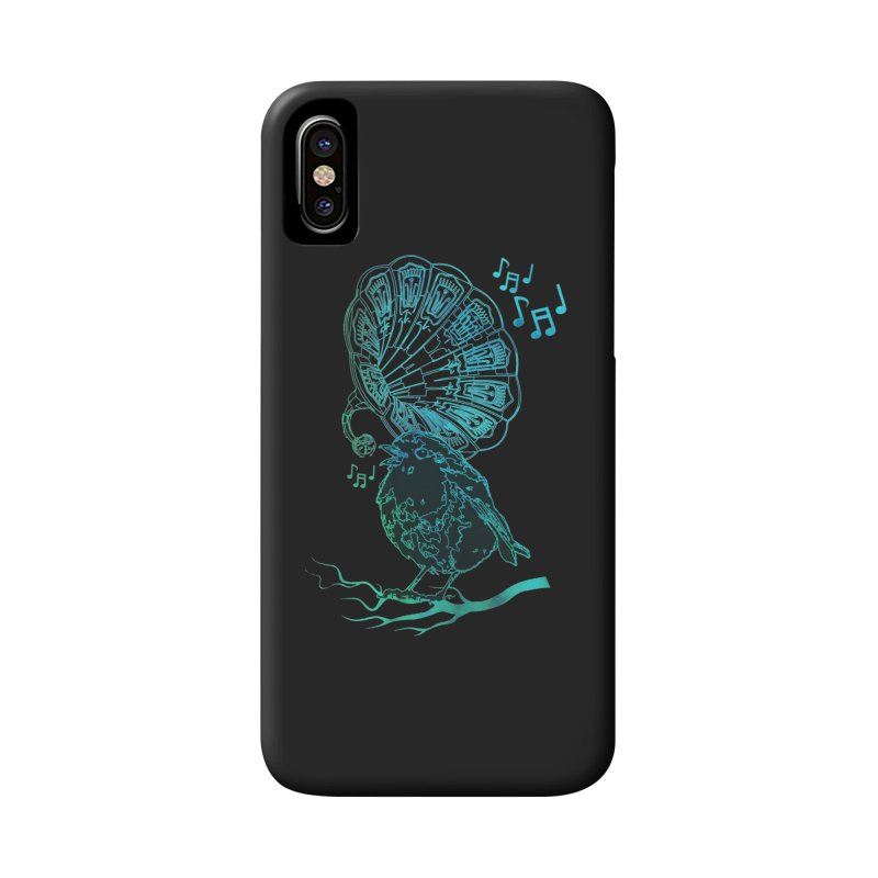Birdograph Accessories Phone Case by
