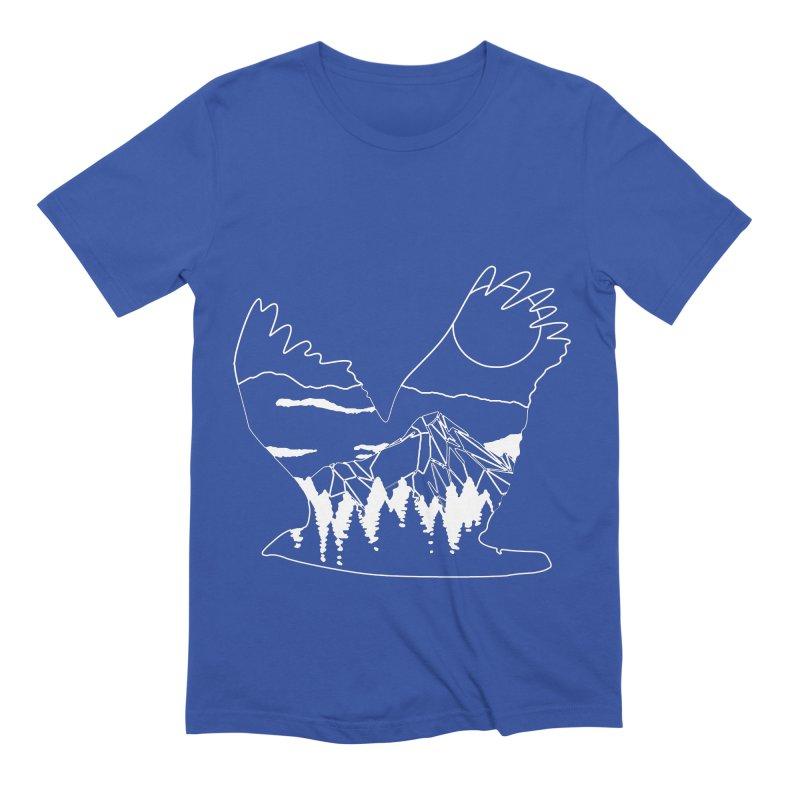 Free Bird Men's Extra Soft T-Shirt by
