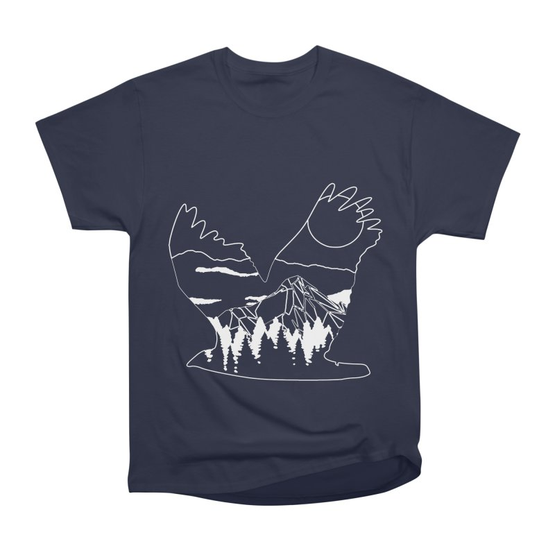 Free Bird Men's Heavyweight T-Shirt by