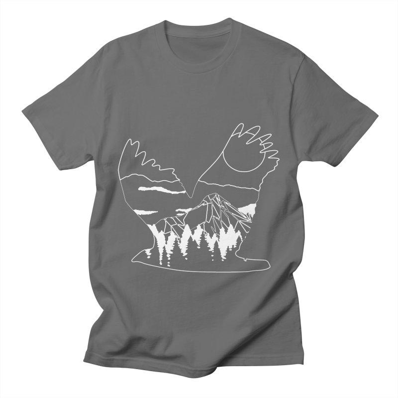 Free Bird Men's Regular T-Shirt by