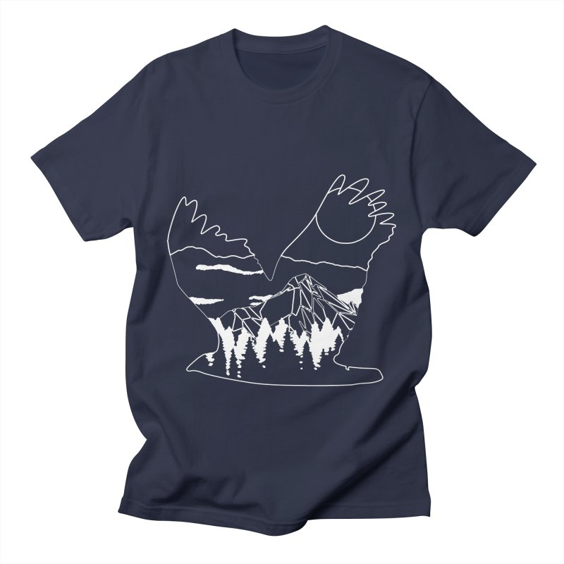 Free Bird Men's Regular T-Shirt by