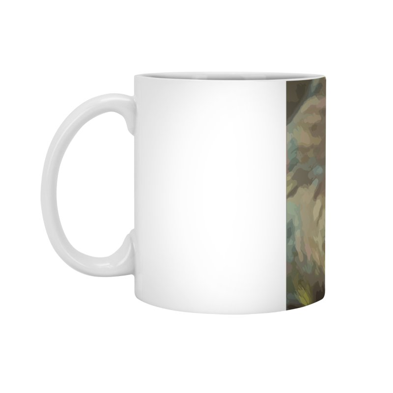 Sloth Accessories Standard Mug by
